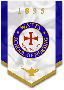 WATTS SCHOOL OF NURSING logo